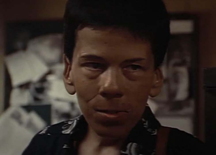 Linda Hunt The Year of Living Dangerously 1984