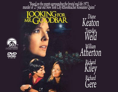 Diane Keaton in Looking For Mr. Goodbar 1977