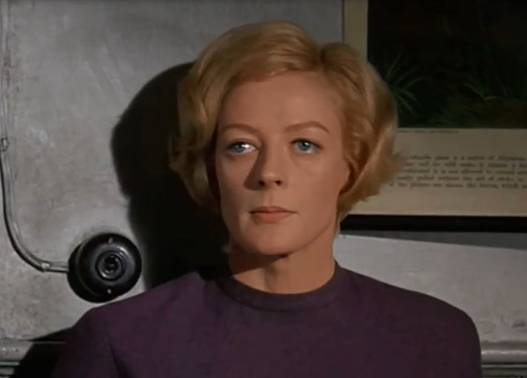 Maggie Smith The Prime of Miss Jean Brodie 1970