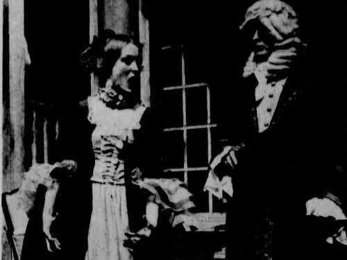 Meryl Streep in The London Merchant 1971