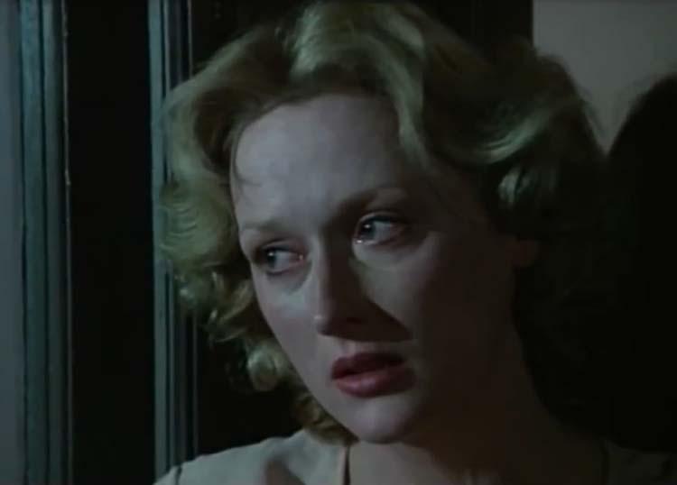Meryl Streep Sophie's Choice 1983