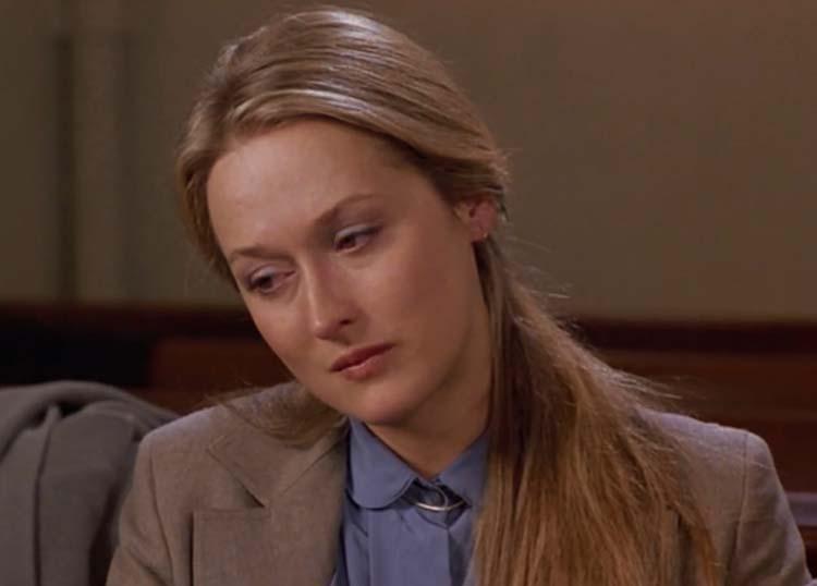 Meryl Streep Kramer Vs. Kramer 1980