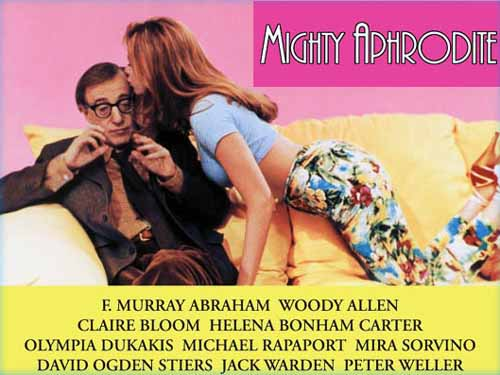 Mira Sorvino in Mighty Aphrodite 1996