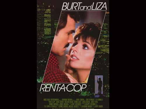 Liza Minelli in Rent-A-Cop 1987