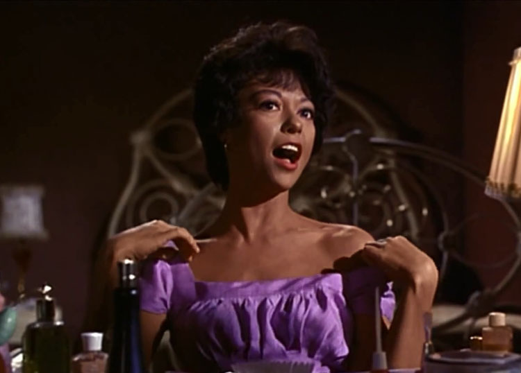 Rita Moreno West Side Story 1962