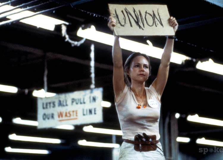 Sally Field Norma Rae 1980
