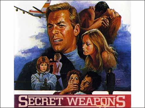 Geena Davis in Secret Weapons 1985