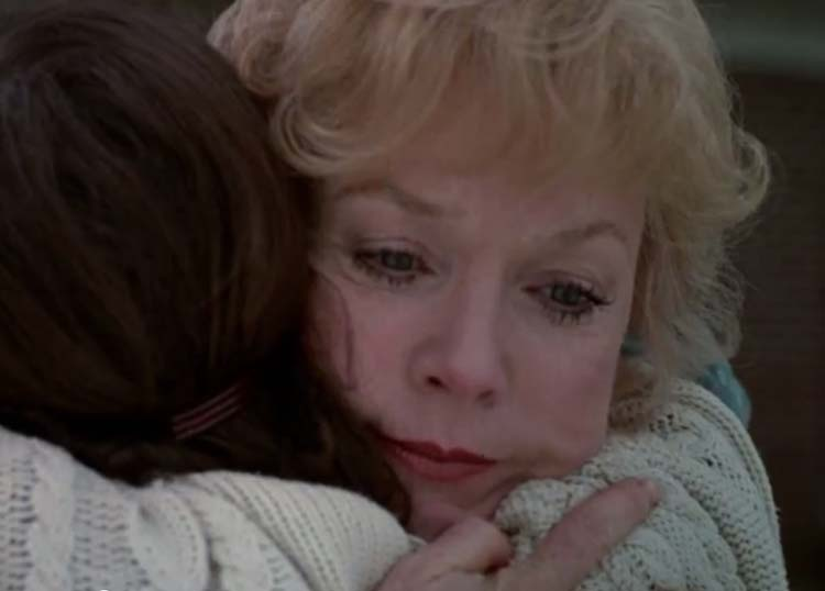 Shirley MacLaine Terms of Endearment 1984