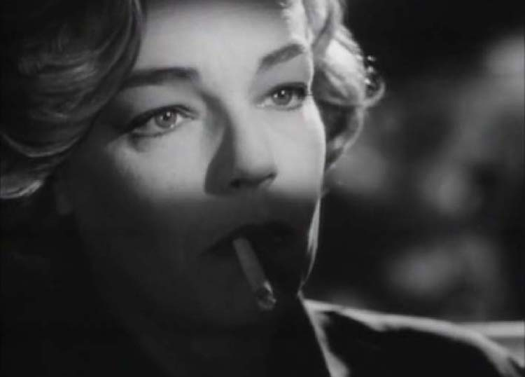 Simone Signoret Room at the Top 1960