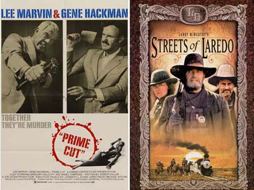 Sissy Spacek in Prime Cut 1972 and Streets of Laredo 1995