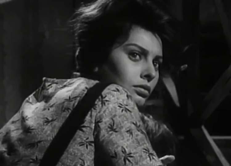 Sophia Loren Two Women 1962