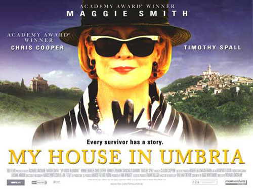 Maggie Smith in My House in Umbria 2003