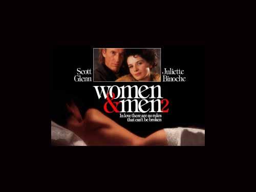Juliette Binoche in Women & Men 2: In Love There Are No Rules 1991