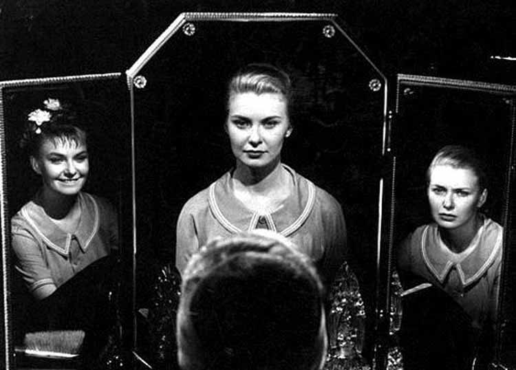 Joanne Woodward The Three Faces of Eve 1958