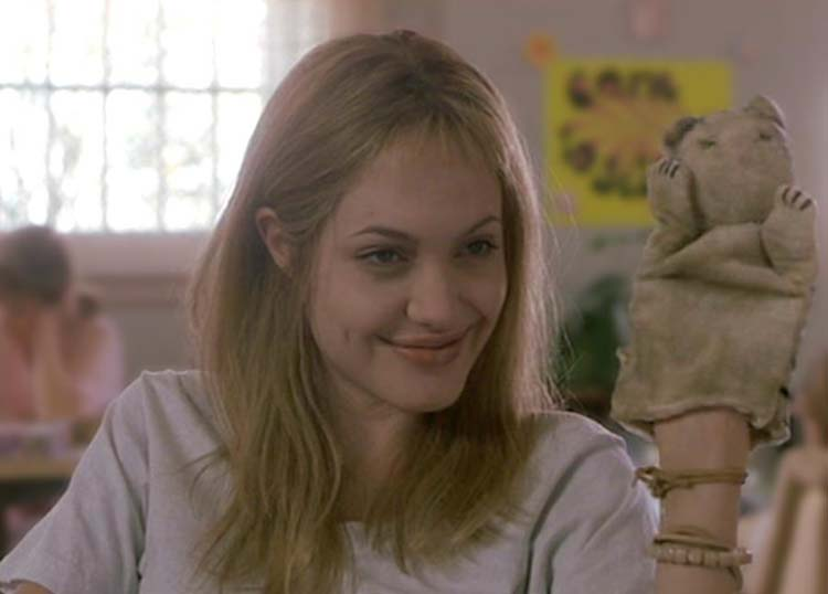 Angelina Jolie Girl, Interrupted 2000