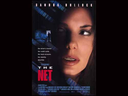 Sandra Bullock in The Net 1995