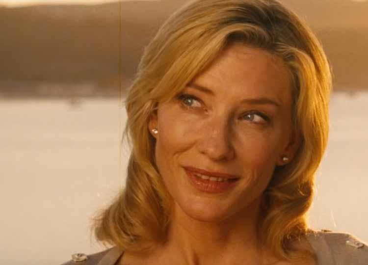 Cate Blanchett Blue Jasmine 2014