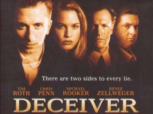 Renée Zellweger in Deceiver 1997