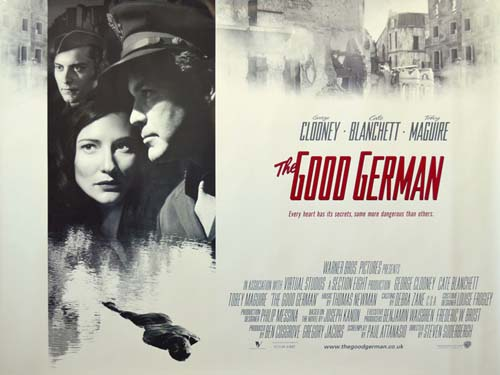 Cate Blanchett in The Good German 2006