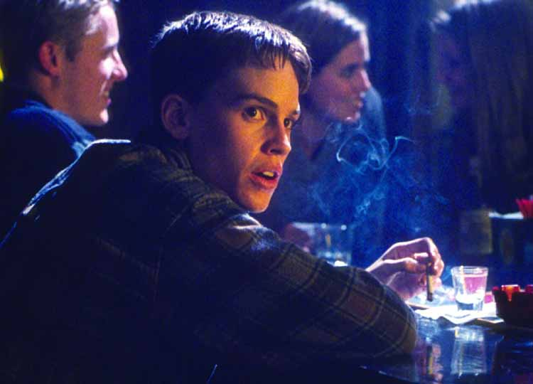 Hilary Swank Boys Don't Cry 2000