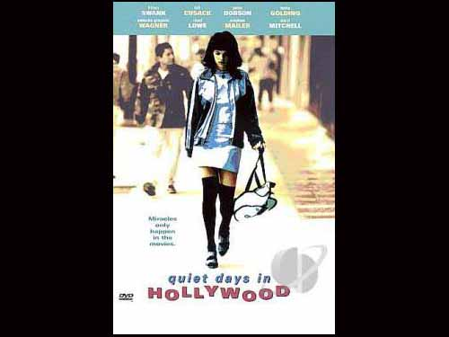 Hilary Swank in Quiet Days in Hollywood 1997