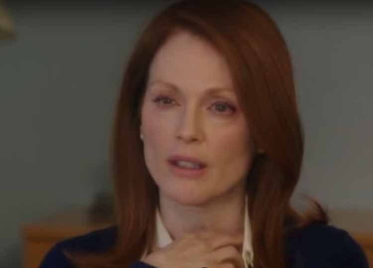 Julianne Moore Still Alice 2015