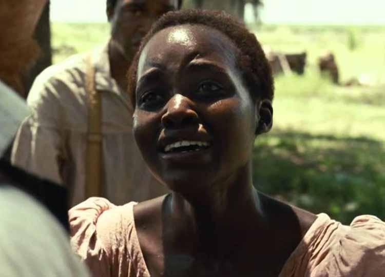 Lupita Nyong'o 12 Years a Slave 2014