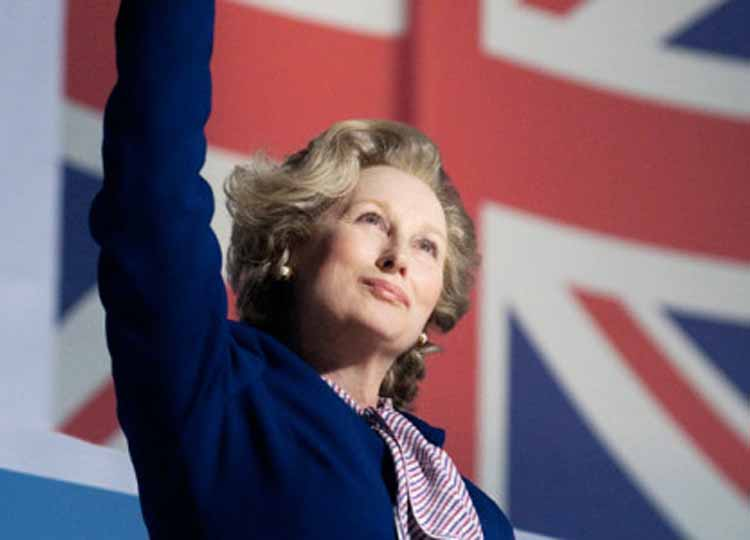 Meryl Streep The Iron Lady 2012