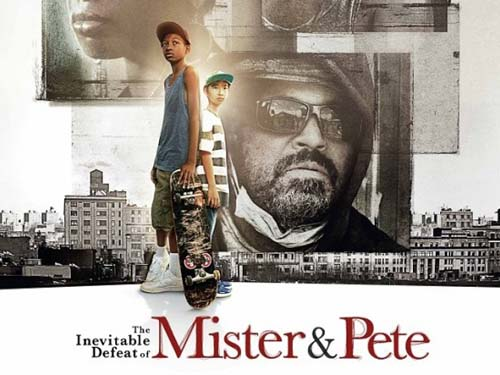 Jennifer Hudson in The Inevitable Defeat of Mister & Pete 2013