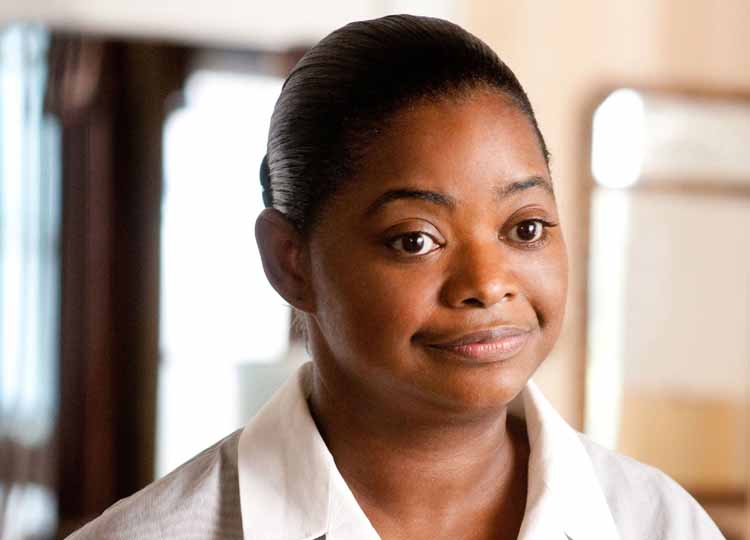Octavia Spencer The Help 2012