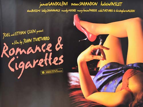 Kate Winslet in Romance & Cigarettes 2005