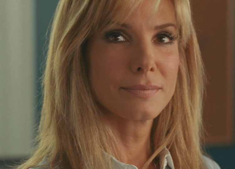 Sandra Bullock The Blind Side 2010