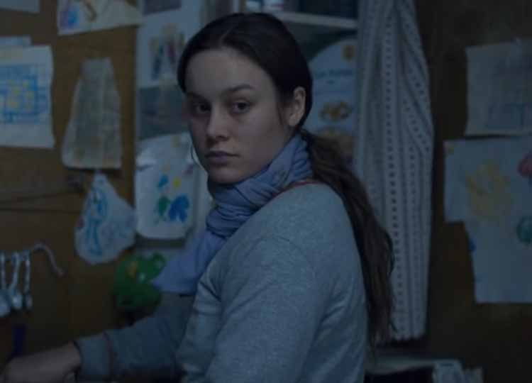 Brie Larson in Room 2016