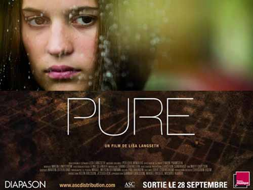 Alicia Vikander in Pure 2009