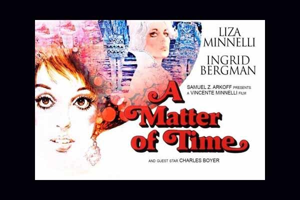 Ingrid Bergman in A Matter of Time 1976