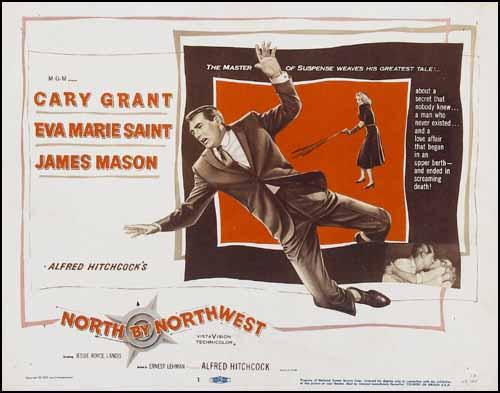 Eva Marie Saint in North By Northwest 1959