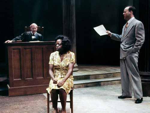 Viola Davis as Ruby McCollum in Everybody's Ruby 1999
