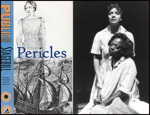 Viola Davis in William Shakespeare's Pericles, Prince of Tyre 1998 and Everybody's Ruby 1999