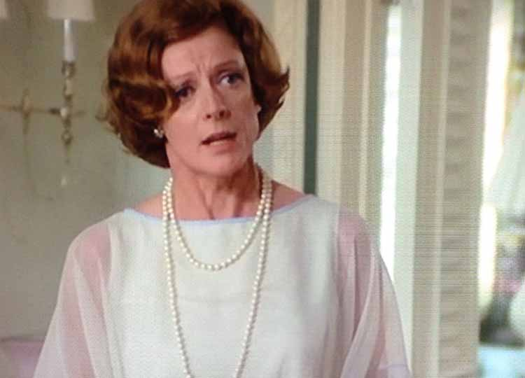 Maggie Smith California Suite 1979