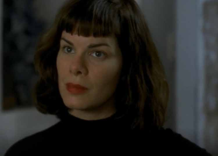 Marcia Gay Harden in Pollock 2001